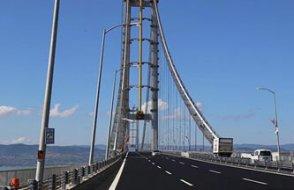 Osmangazi Köprüsü için dakikada 9 bin 500 TL