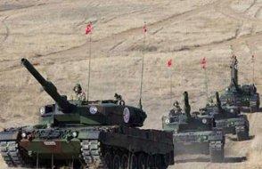 Suriye operasyonunda 2. gün: 'ÖSO, Afrin'de kara harekatına başladı'