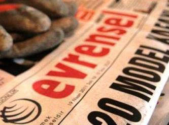 Evrensel Gazetesi'nden kapatılma haberine cevap