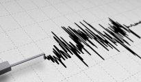 Çanakkale Ayvacık'ta deprem
