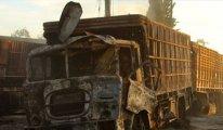 Türkiye sınırına yakın İdlib'i Suriye rejimi uçakları vurdu