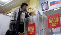 Rusya seçimlerinde ilk sonuçlar geldi