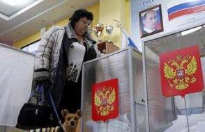 Rusya'nın Seçim sistemine  bir günde üç siber saldırı