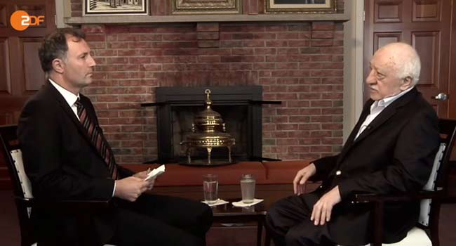 Fethullah Gülen Hocaefendi'nin Alman Devlet Televizyonu ZDF'ye verdiği son röportajın tamamı