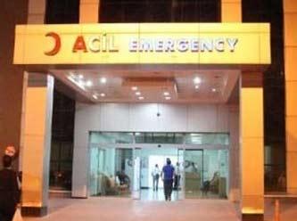 Diyarbakır'da 5 ayrı okulda  200 öğrenci hastaneye kaldırıldı