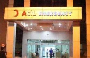 Devlet hastanesinde skandal