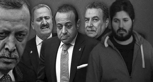 Erdoğan Zarrab tutuklanınca 'Bizimle ilgisi yok' açıklaması yapmıştı. Bugünse 'suçsuz' deyip kefil oluyor!
