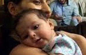 57 günlük Roza bebeğin çektiği işkence