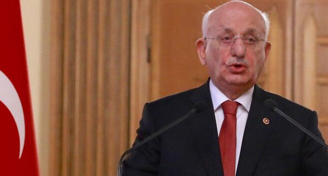 Kahraman yeniden Meclis Başkanı seçildi