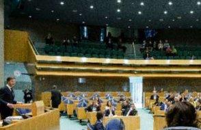 Hollanda parlamentosu'ndan Türkiye aleyhinde karar