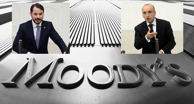 Moody's konusunda karşı karşıya geldiler!