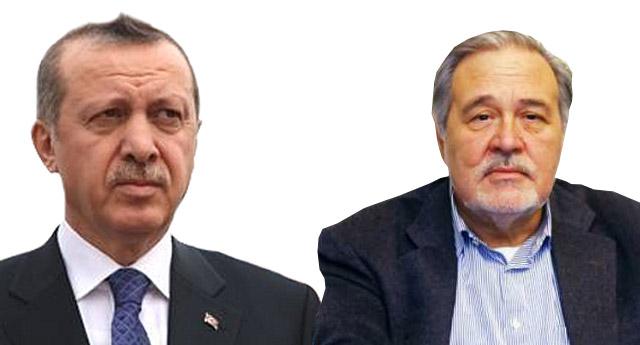 Ortaylı Erdoğan'ı, Erdoğan Ortaylı'yı duymasın...