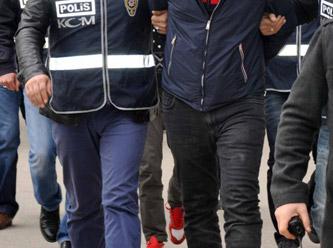Antalya'da darbe girişiminden sonra başlatılan tasfiye operasyonunda  1073 kişi tutuklandı