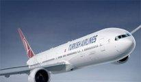 Veremli yolcunun uçağındaki THY yolcuları aranıyor
