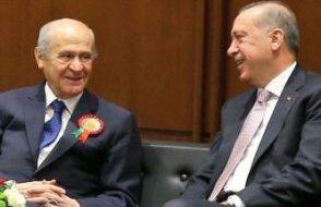 MHP-AKP ittifak görüşmelerinde nokta konuldu...