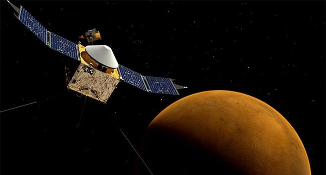 Mars'ta su bulunduğu teorisi çöktü