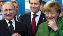 Putin ile Merkel arasında Libya görüşmesi