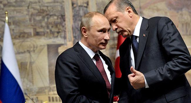 Putin Erdoğan'dan hangi terör örgütüyle ilgili aracı olmasını istedi?