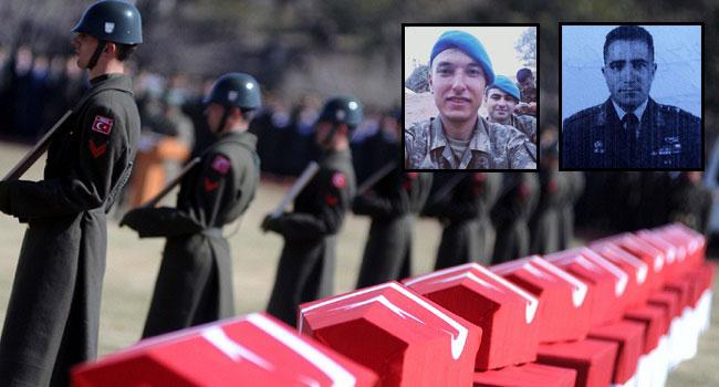 Hakkari'de çatışma: Biri yüzbaşı iki asker şehit