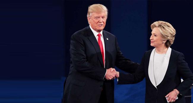 ABD başkan adaylarının son randevusunda hakaretler havada uçuştu