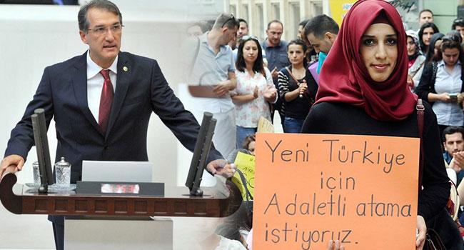 CHP'li vekil öğretmen mülakatlarındaki torpilin ses kaydını yayınladı!