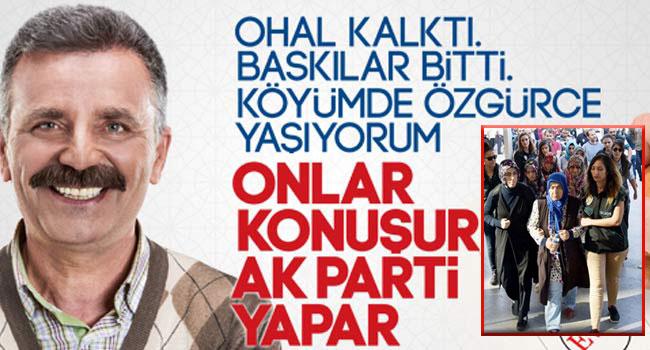 AKP Türkiye'yi hep OHAL'le yönetmek istiyor