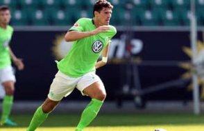 Mario Gomez Almanya'da ilk golünü attı