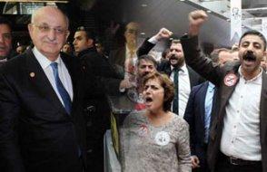 İstanbul Baro Başkanlığı seçiminde 'Hırsız, katil AKP' sloganları