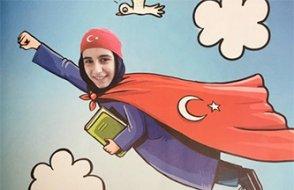 15 Temmuz ve Erdoğan propagandası çocuk dergilerinde!