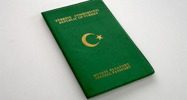 Yeşil Pasaport'ta yeni dönem...