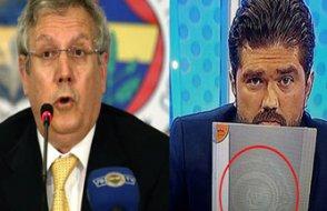 ROK AKP'nin kanalında MİT dosyasıyla Aziz Yıldırım'ı tehdit etti