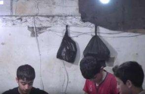 İngiltere'de günün konusu Türkiye'de çalıştırılan Çocuk mülteciler