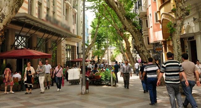 Bağdat ve İstiklal Caddeleri'nden sonra o caddede de işler kötü gidiyor