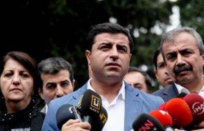 Selahattin Demirtaş HDP'nin adayı oluyor...