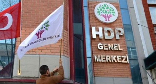 HDP'de 48 vekilden 20'si yeniden aday oldu