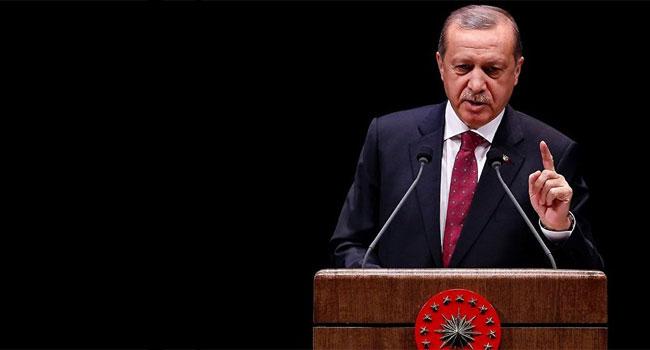 Erdoğan konuşurken dolar rekor kırdı