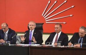 CHP Meclis'i terk mi edecek?