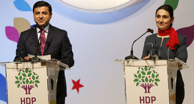 Demirtaş'tan tutuklanmaları ile ilgili çarpıcı iddia