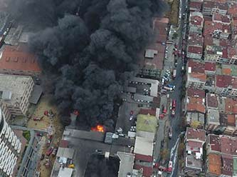 Batum'da otel yangını! Çok sayıda ölü ve yaralı var