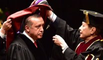 Erdoğan'ın resmi olan gazeteyi yere serdi, gözaltına alındı