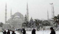 Meteoroloji'den İstanbul ve Ankara için kar uyarısı !