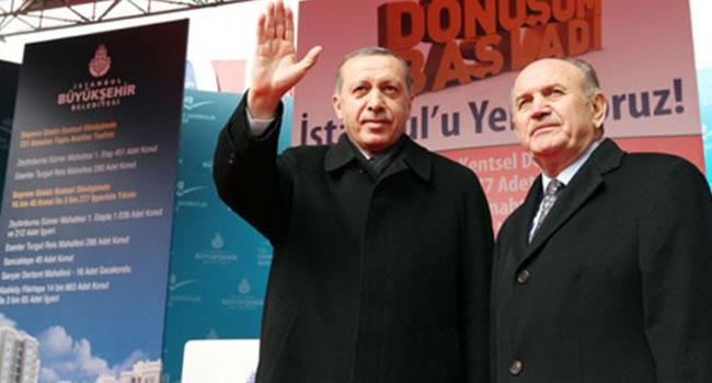 Topbaş'tan Erdoğan'a 'yorgunluk' mesajı