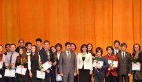 Hizmet Okulları, Romanya'da madalyaları topladı