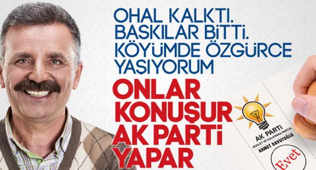 AKP'den ibretlik OHAL savunması