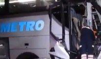 Yine Metro Turizm... Silopi'de feci kaza: 9 ölü