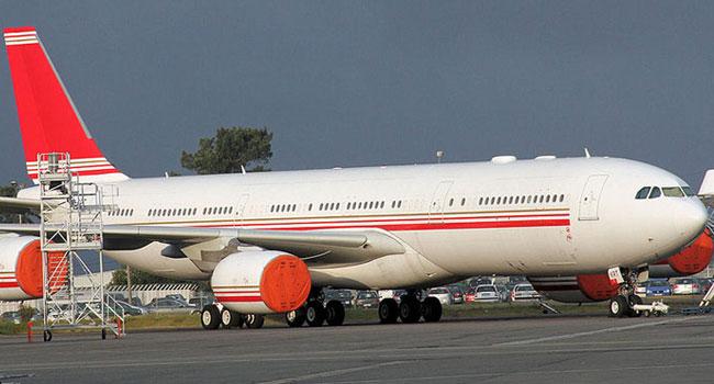 Borç batağındaki THY Tunus'un eski diktatörünün uçağını aldı