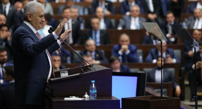 Yıldırım'dan AKP'li vekillere: Hayırdır bir hareketlilik var