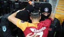 Galatasaray'da Yasin Öztekin süresiz kadro dışı