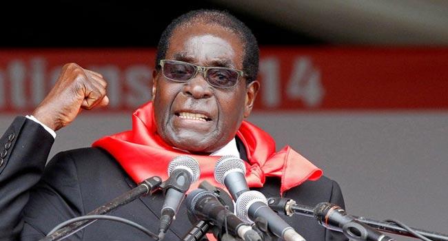 Zimbabve'de darbe sonrası Devlet Başkanı kendi kurduğu partiden atıldı