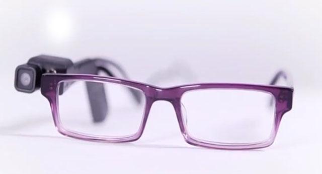 Konuşan gözlük görme engellilerin hizmetinde!